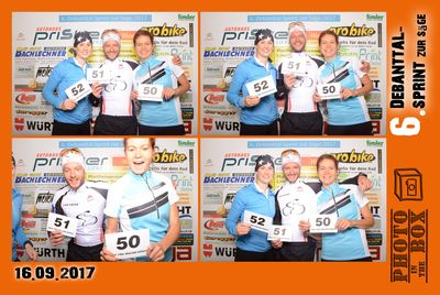 6. Debanttalsprint 2017 Starterfotos (Fotos by Fotobox Nothdurfter Thomas)